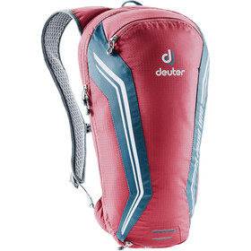Deuter Road One Mochila Set, Largo, cranberry-arctic